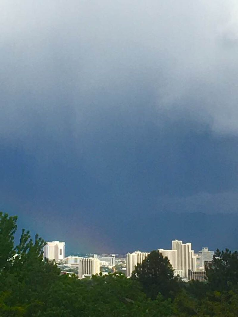 Big thunderstorm