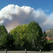 Durango fire